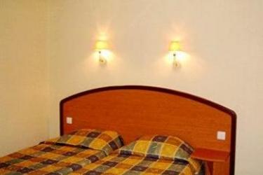 Hotel Meridional: Schlafzimmer PARIS