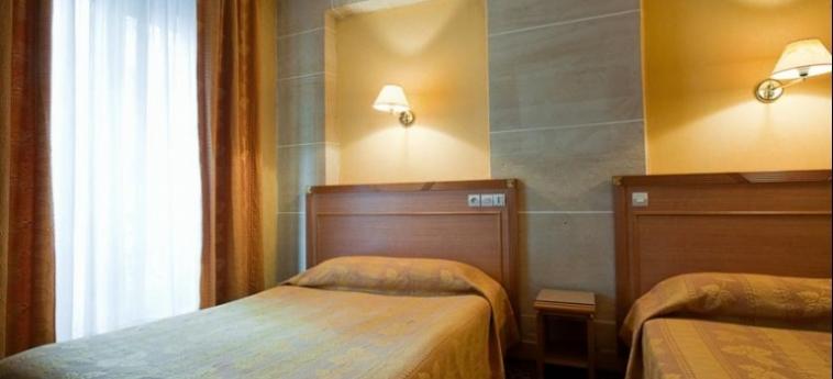 Hotel Le Havane: Chambre jumeau PARIS