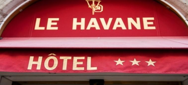 Hotel Le Havane: Hotel Detail PARIS