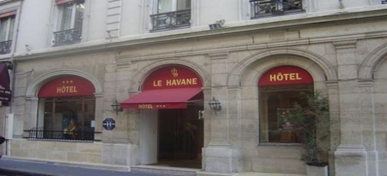 Hotel Le Havane: Exterieur PARIS