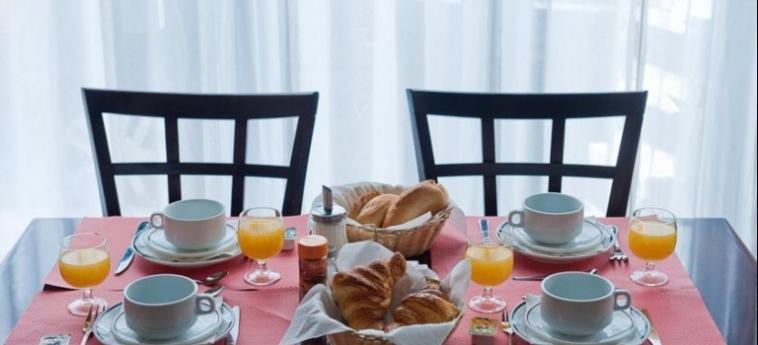 Hotel Le Havane: Petit Déjeuner PARIS