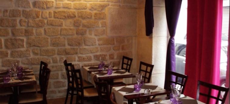 Hotel Le Havane: Restaurant PARIS