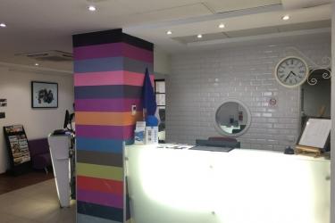 Hotel Paris La Fayette: Lobby PARIS