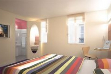Hotel Paris La Fayette: Schlafzimmer PARIS