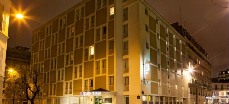 Belambra City - Hotel Magendie: Facade PARIS