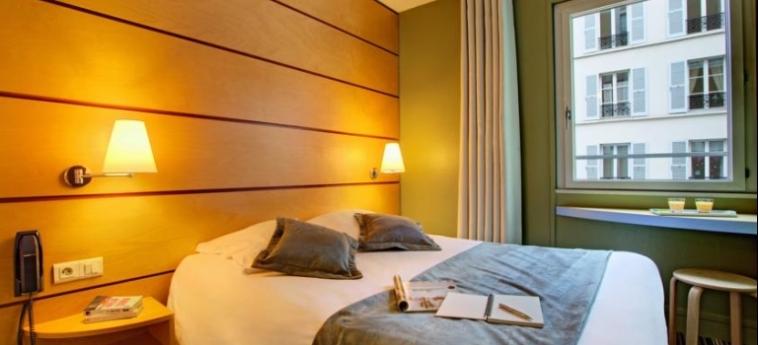 Belambra City - Hotel Magendie: Habitaciòn Doble PARIS