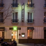 Hotel Ibis Styles Paris Crimee La Villette