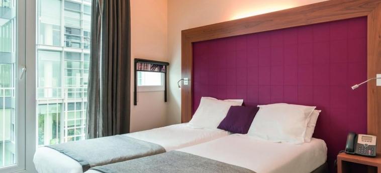 Hotel Appart'city Confort Paris Grande Bibliotheque: Chambre jumeau PARIS