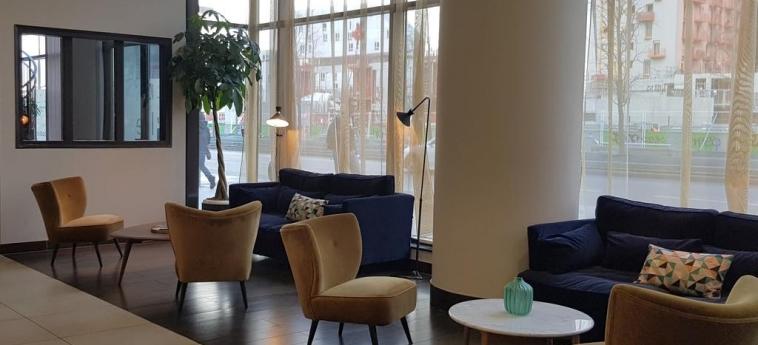 Hotel Appart'city Confort Paris Grande Bibliotheque: Lobby PARIS