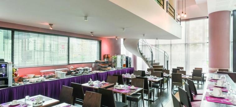 Hotel Appart'city Confort Paris Grande Bibliotheque: Salle de Petit Dejeuner PARIS