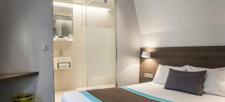 Hotel Aberotel Montparnasse: Habitación PARIS