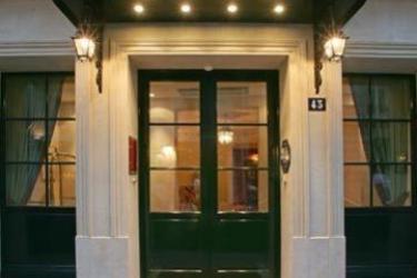 Hotel Le Mathurin: Exterior PARIS