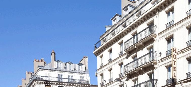 Hotel Hibiscus Republique: Exterior PARIS