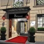 Hotel Le Belmont Champs Elysees