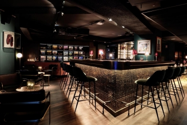 25Hours Hotel Paris Terminus Nord: Bar PARIS