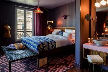 25Hours Hotel Paris Terminus Nord: Chambre PARIS