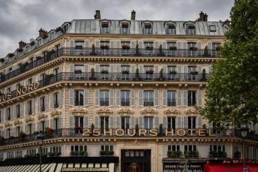 25Hours Hotel Paris Terminus Nord: Extérieur PARIS