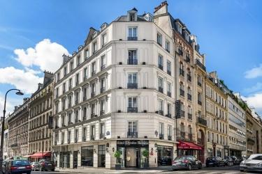 Hotel Best Western Premier Elysees Bassano: Exterior PARIS