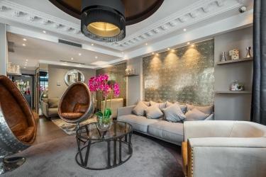 Hotel Best Western Premier Elysees Bassano: Lobby PARIS
