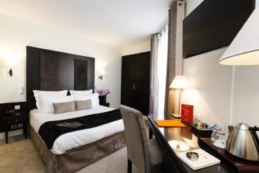 Hotel Best Western Premier Elysees Bassano: Room - Double PARIS