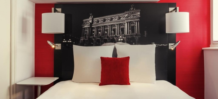 Hotel Mercure Paris Opera Louvre: Chambre Double PARIS