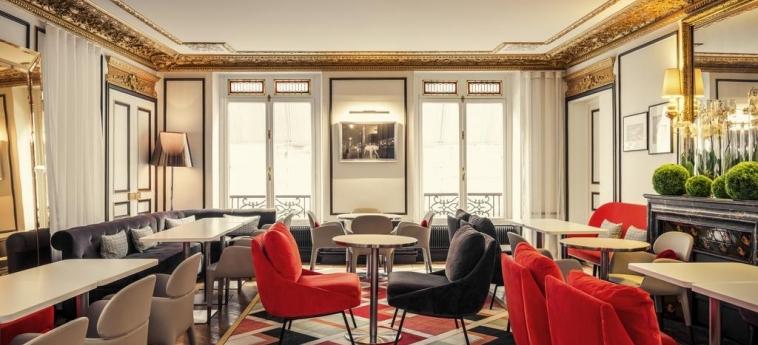 Hotel Mercure Paris Opera Louvre: Hall PARIS