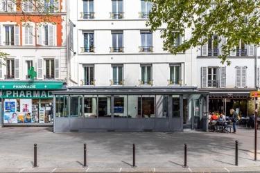 Hotel Novanox: Exterior PARIS