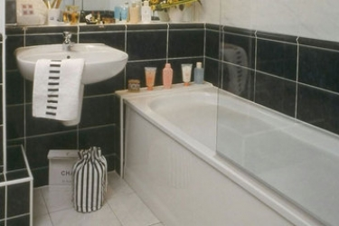 Hotel Xo Paris: Cuarto de Baño PARIS
