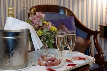 Hotel Xo Paris: Detalle PARIS