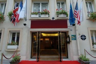 Hotel Xo Paris: Facade PARIS
