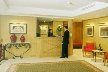 Hotel Xo Paris: Lobby PARIS