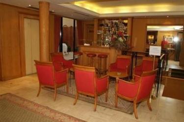 Hotel Xo Paris: Lounge Bar PARIS