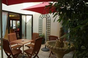 Hotel Xo Paris: Roof Garden PARIS