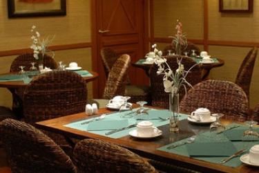 Hotel Xo Paris: Sala de Desayuno PARIS