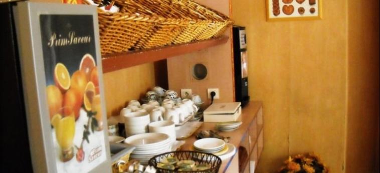 Hotel Ibis Styles Paris Nation Cours De Vincennes: Desayuno PARIS