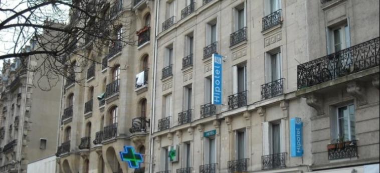 Hotel Ibis Styles Paris Nation Cours De Vincennes: Exterior PARIS