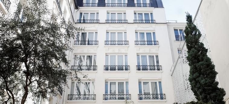 Hotel Rochester Champs Elysees: Extérieur PARIS