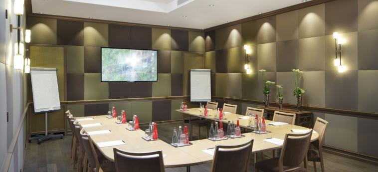 Hotel Rochester Champs Elysees: Salle de Conférences PARIS