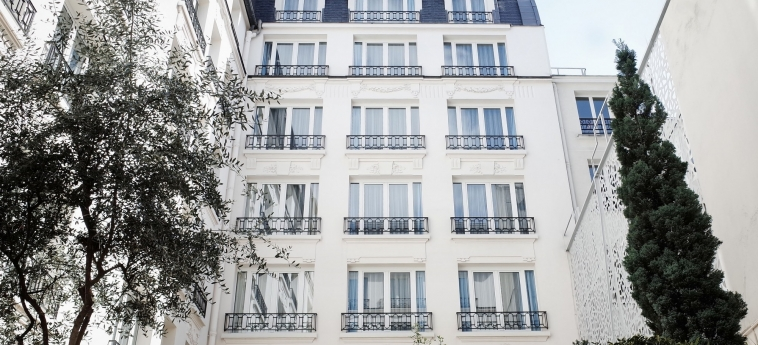 Hotel Rochester Champs Elysees: Außen PARIS