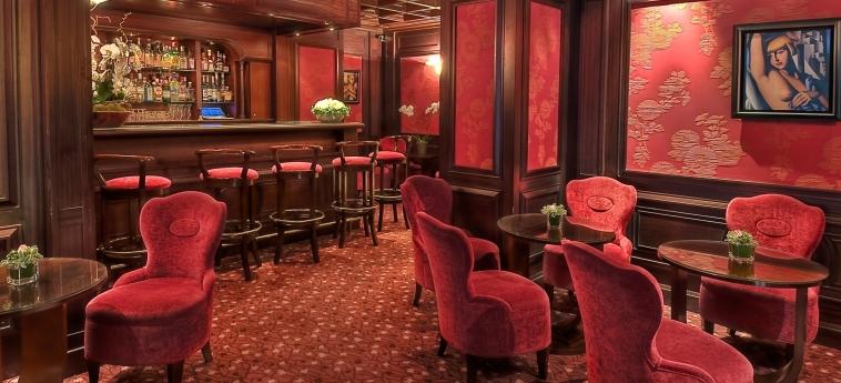 Hotel Rochester Champs Elysees: Bar PARIS