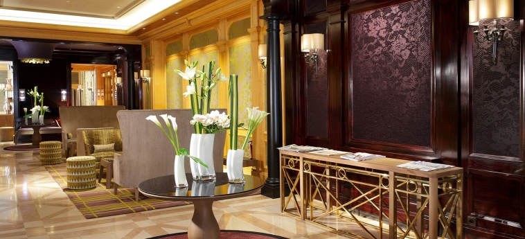 Hotel Rochester Champs Elysees: Lobby PARIS