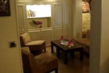 Hotel Mhif Le Marais: Hall PARIS