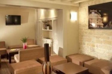 Hotel Mhif Le Marais: Lobby PARIS