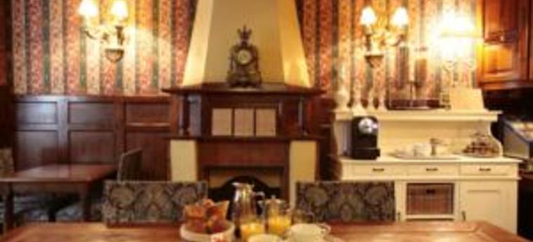 Hotel De Seine: Breakfast Room PARIS