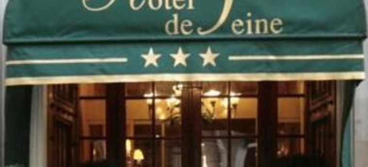 Hotel De Seine: Entrance PARIS