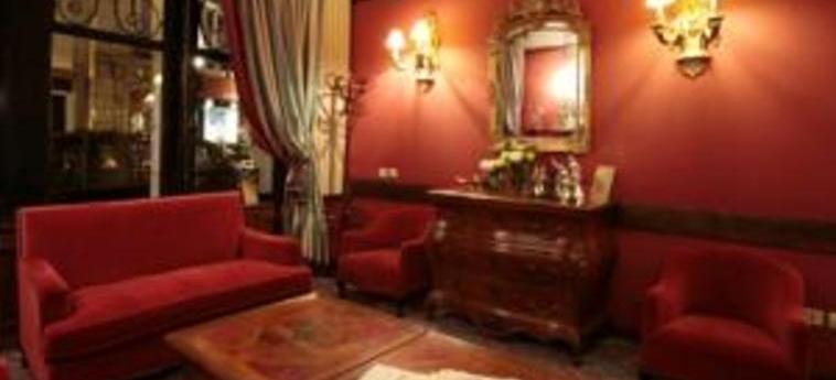 Hotel De Seine: Lounge Bar PARIS