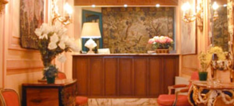 Hotel De Seine: Reception PARIS