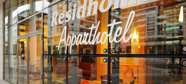 Hotel Residhome Monceau Bois Colombes: Income PARIS