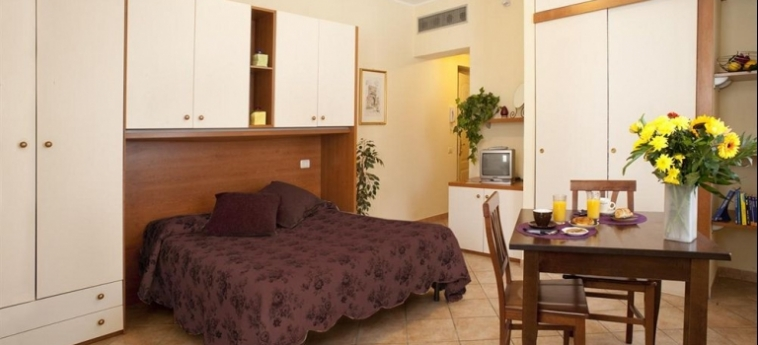 Hotel Residenze Temporanee: Svago PARMA