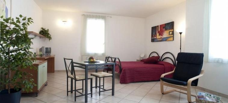 Hotel Residenze Temporanee: Zimmer- Detail PARMA